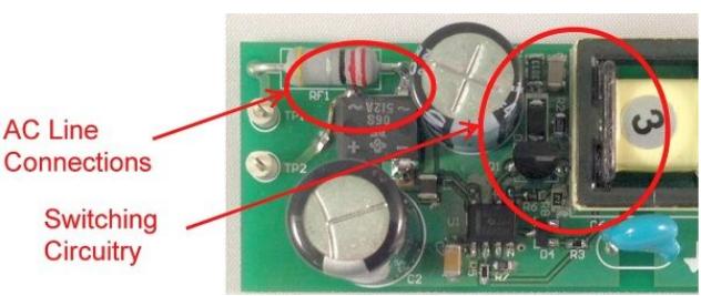 如何处理好电源中的寄生电容才能获得符合EMI标准的电源