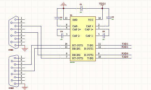 单片机17种常见的电路设计模块