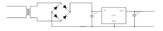 如何获得简易的非磁性AC/DC电源?