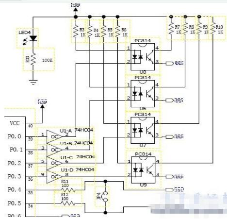 51单片机轮式机器人运动控制系统的设计