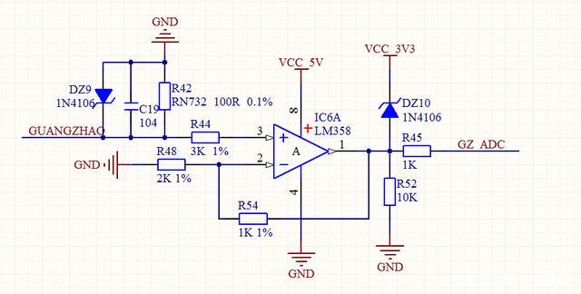 模拟技术之传感器电路实例讲解