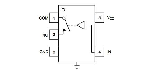 如何使用模拟开关动态切换音频和视频信号