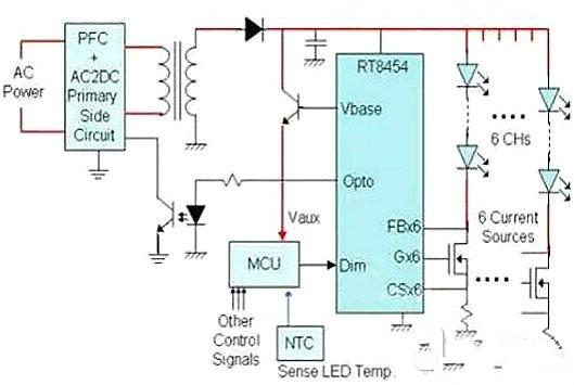 四款LED路灯电源设计方案