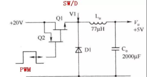 开关电源Buck电路CCM及DCM工作模式的详细解析