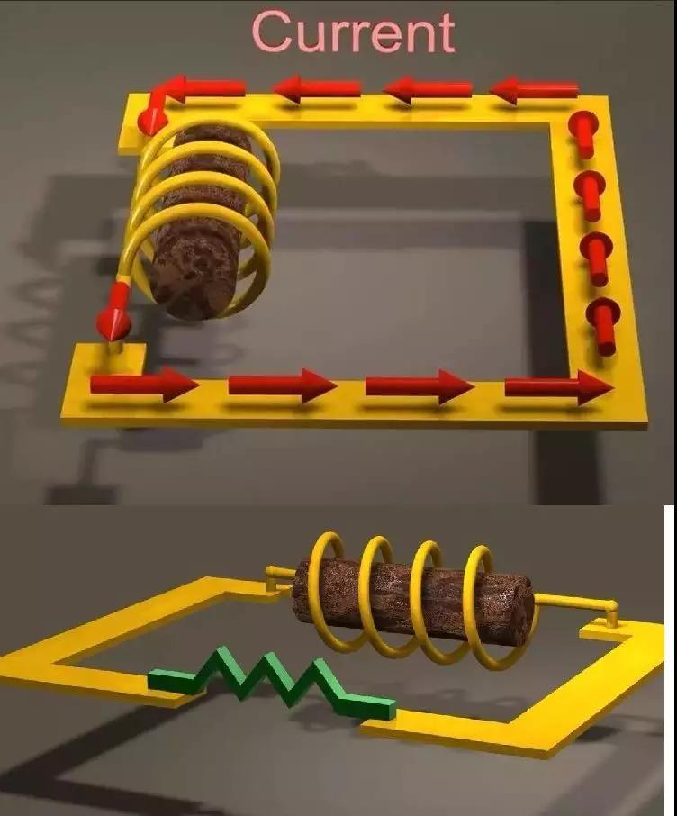 继电器为何要并联二极管