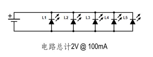 LED接线方式的选择