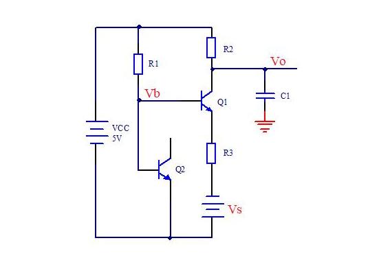 电流采样之无运算的放大器设计