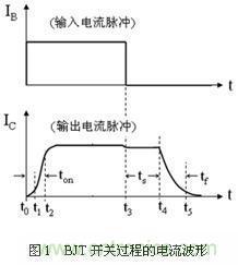 如何提高晶体管的开关速度?