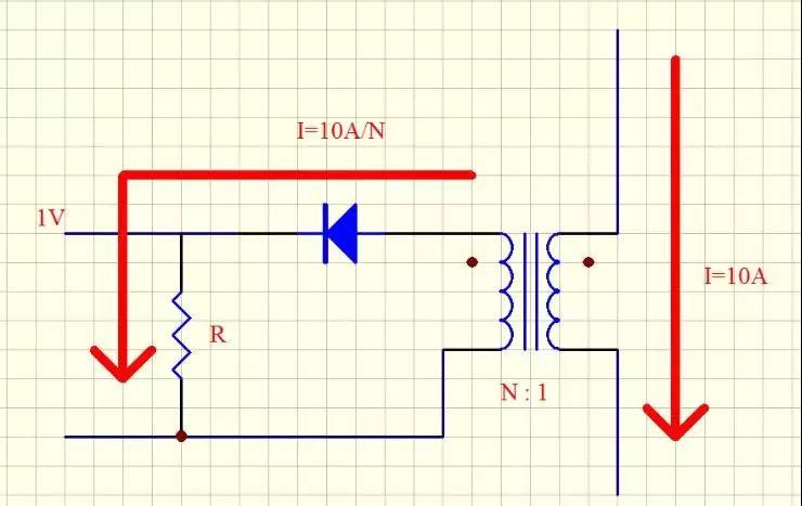 带你计算一个电流互感器!