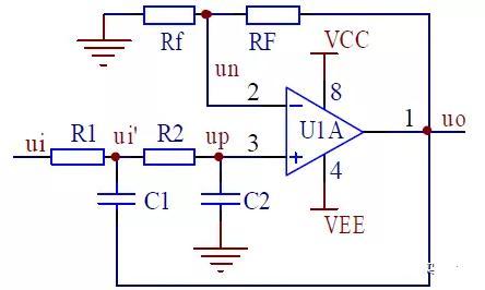一次弄懂低通、高通、带通、带阻、状态可调滤波器!