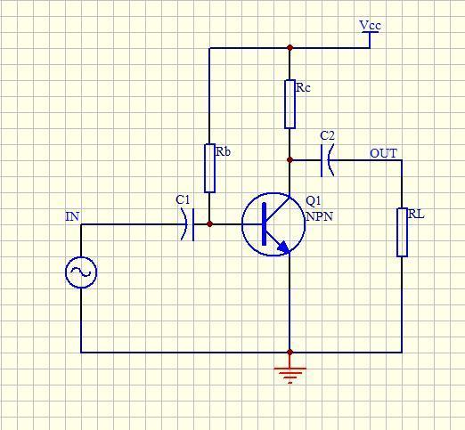 模拟电路难度最大:三极管共射极放大电路