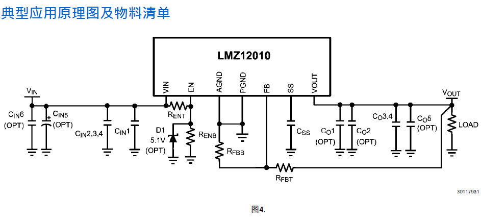 LMZ12010 具有 20V 最大输入电压的 10A