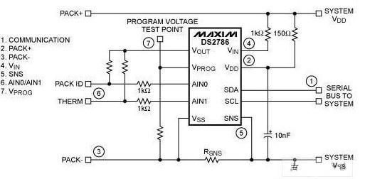 基于DS2786 OCV电路板的编程及测试步骤