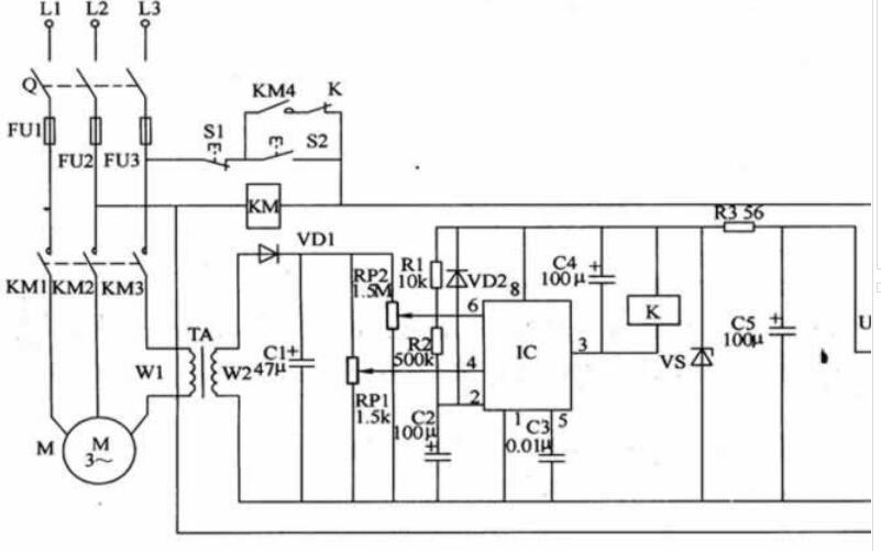 单相电机的热保护如何进行