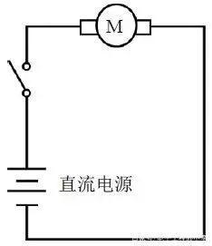 直流电机的单向控制