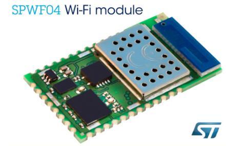 意法半导体云兼容Wi-Fi模块简化并保护IoT和M2M应用