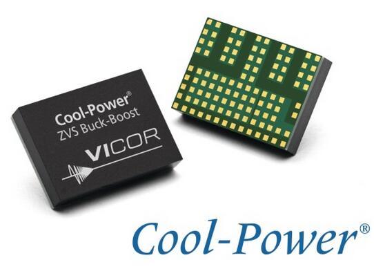 Vicor 推出最新 Cool-Power ZVS 升降压稳压器