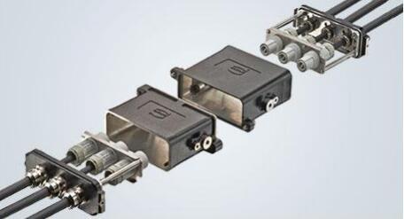Han® 16 HPR EasyCon:适用于铁路行业的小型化可靠连接器