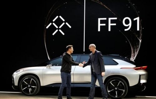 FF前高管在华布局生产电动车 与贾跃亭逐鹿中国