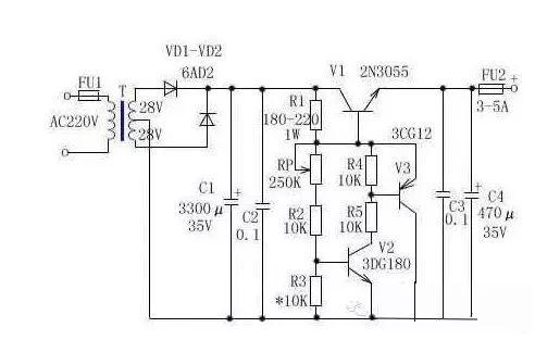 工程师必阅:稳压电源、DC-DC电源、开关电源等详细电路图