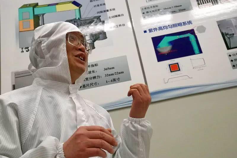 中国造出首台自主新式光刻机,未来可造10nm芯片