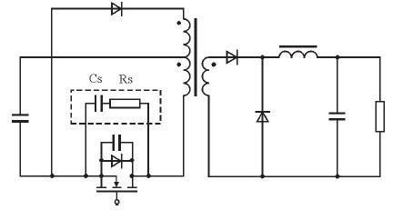 开关电源中3种尖峰吸收电路
