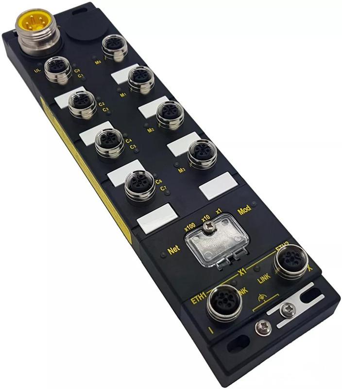 Molex 推出IP67 等� HarshIO 模�K用于�揽镰h境中�⒐�I控制器和�入/�出�O�溥M行�B接