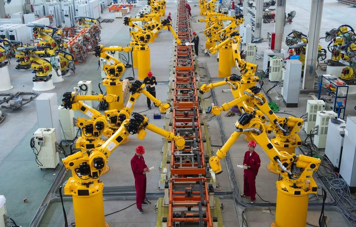 拟公告的符合《工业机器人行业规范条件》的企业名单