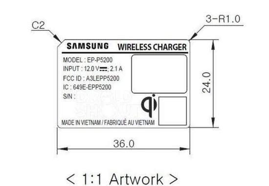 三星无线充电制霸全场?两款无线充电器已获FCC认证