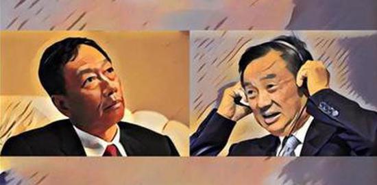 深圳制造:历史进程中的华为与富士康