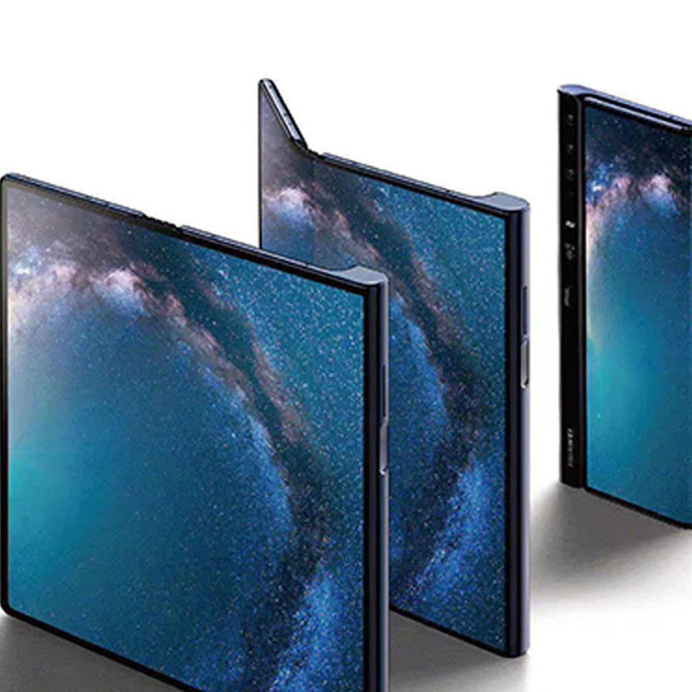 华为首款折叠屏手机获入网许可