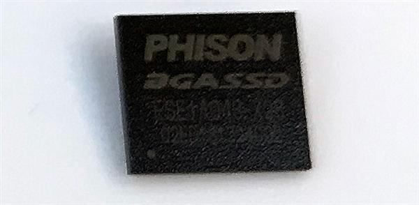 群�宣布BGA封�b迷你SSD:1.7GB/s高速功耗�H1.5W