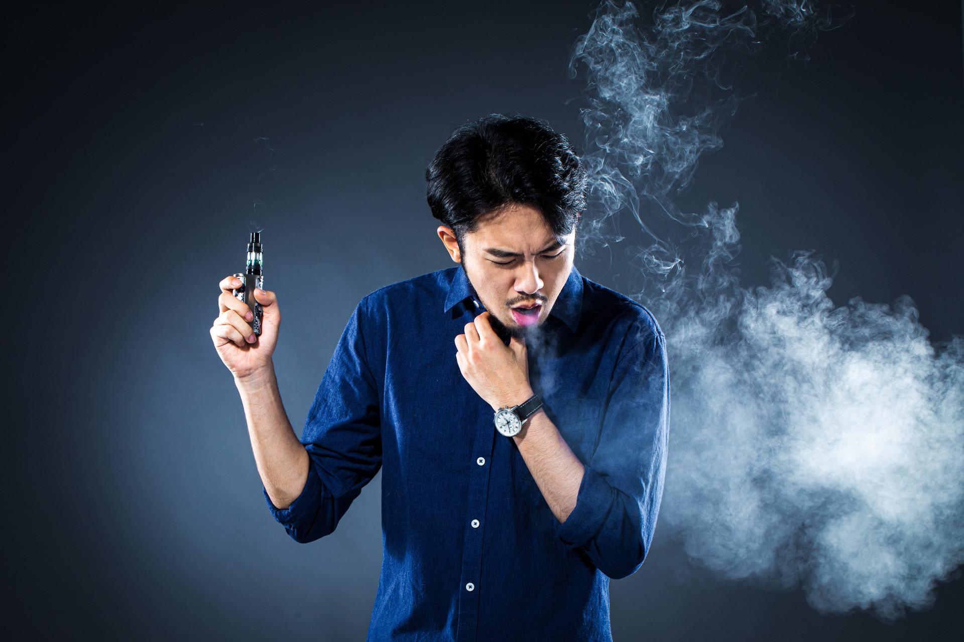 美国禁售新奇口味电子烟
