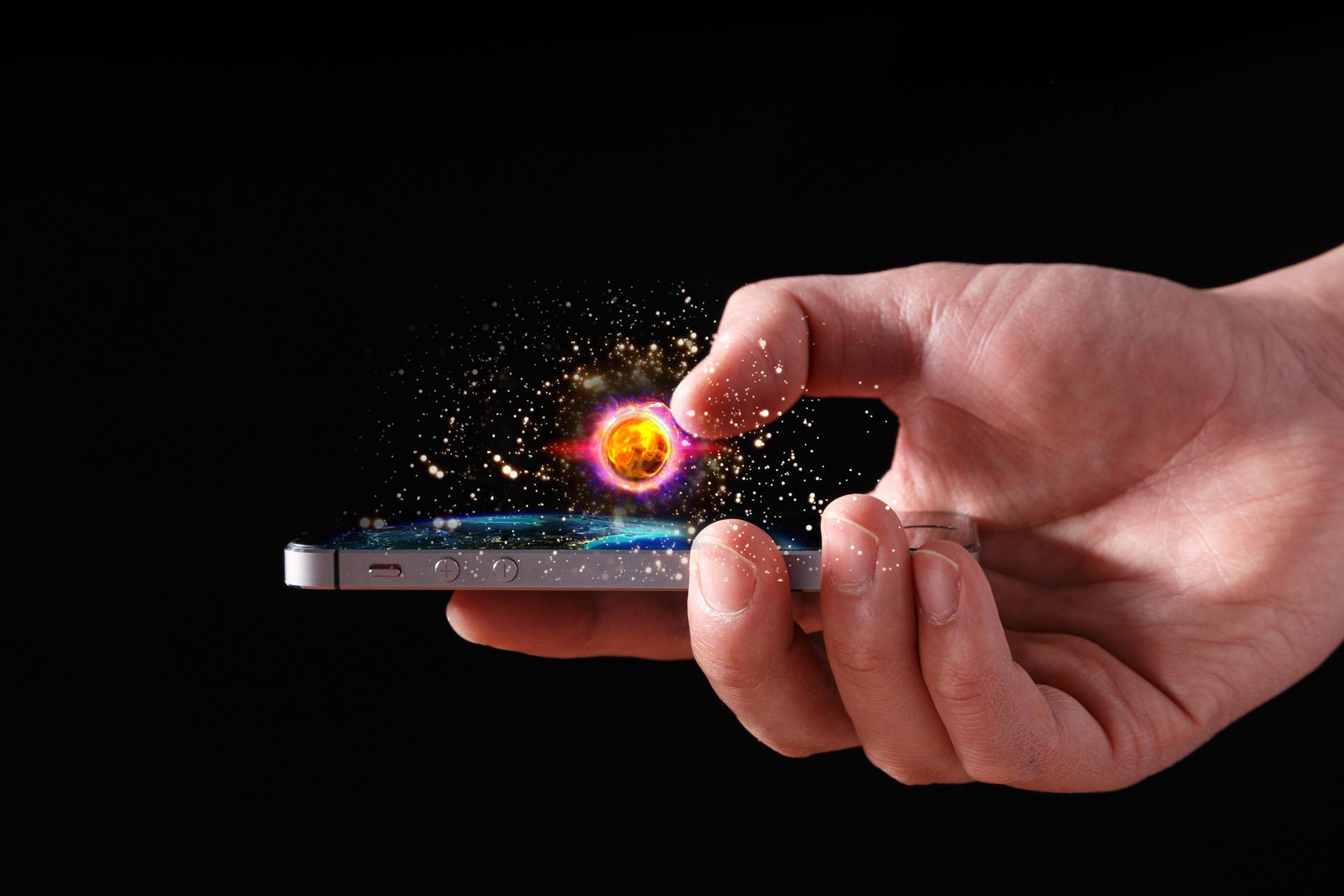 曾经巅峰时刻的苹果手机