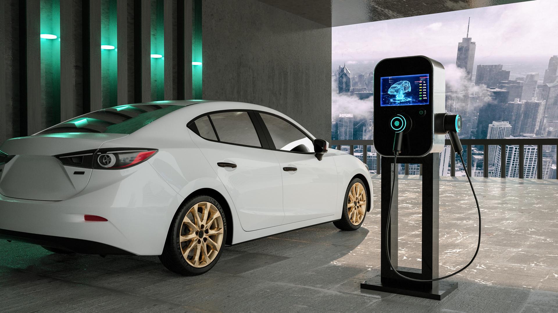 新能源乘用车比亚迪产销累计突破70万辆