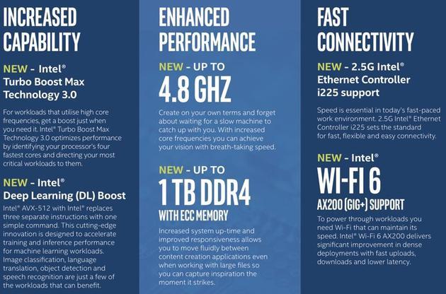 英特���l布全新至��W2200�理器 iMac Pro有望搭�d