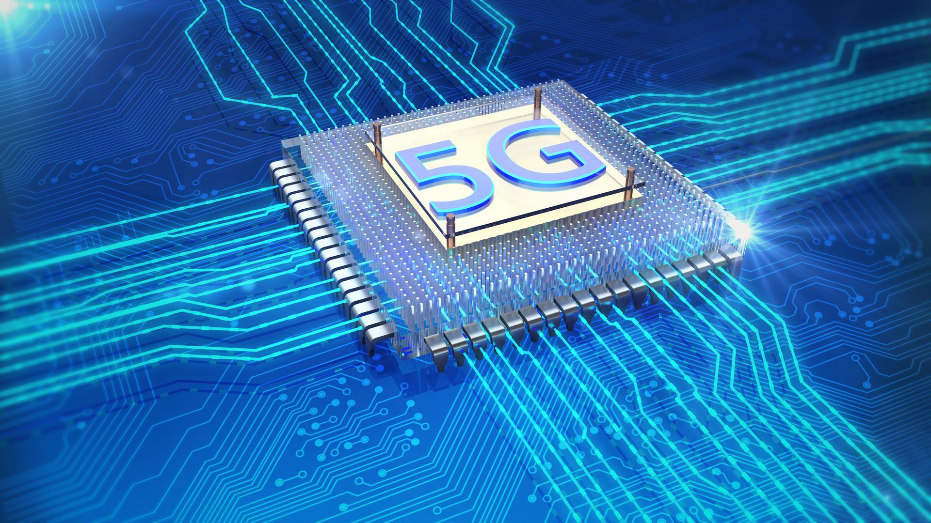 我��首��5G微基站射�l芯片成功流片