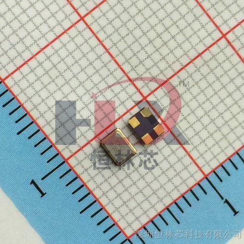 供应 TSX-3225 无源晶振SMD 16MHZ 4P 晶体谐振器 金属面4脚晶振
