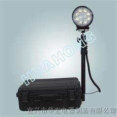 供应FG8802便携式智能工作灯_移动箱式照明灯_35W氙气移动箱式应急灯