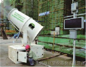 BR-ZS4T智能喷雾降尘控制系统