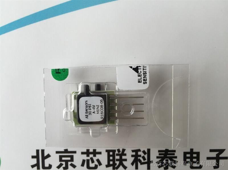 All Sensors生物技术压力传感器5 INCH-D-4V