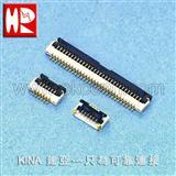 Joint Tech HR连接器 F0504 FFC/FPC连接器 SMT