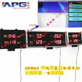 北京PM2.5测量系统,PM2.5检测系统