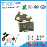 5032有源晶振封装 SG5032CAN CMOS输出