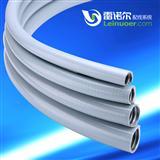 平包塑金属软管,JSP平塑管,带棉线金属穿线管