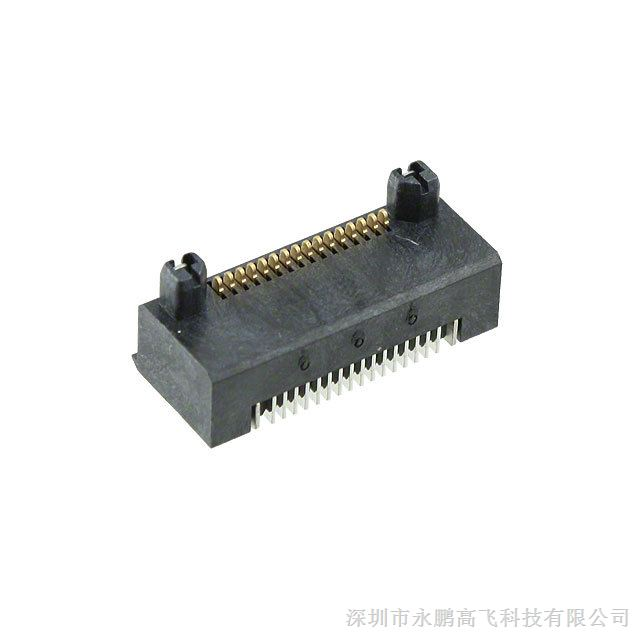 Molex 可插式 表面贴装 连接器 16路 插座 45560-0160