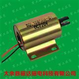 安防圆管电磁铁、大型圆管推拉式电磁铁-220V