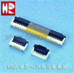F1015连接器_1.0mm连接器_灿达电子