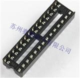 28PIC座28PINIC插座芯片底座窄体量大从优品质保证