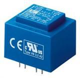 BLOCK  AVB 1,5/2/8  变压器, 隔离, 16VAC, 1.5VA